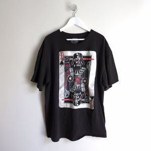 Star Wars Darth Vader Graphic Tee 2XL Black